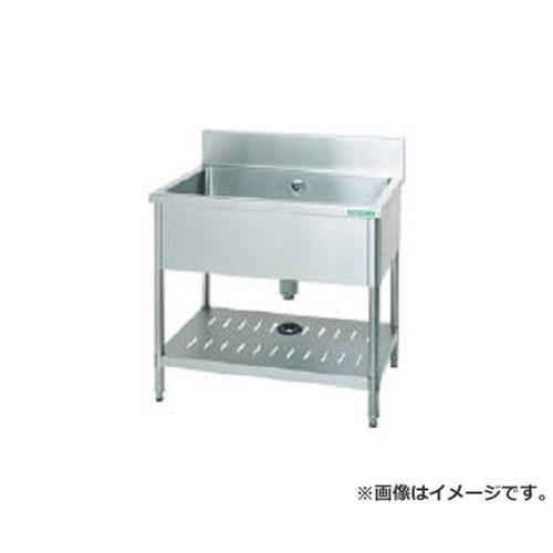タニコー 一槽シンク TX1S60 [r20][s9-910]