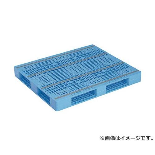 サンコー プラスチックパレット R4ー1012ー2 SKR410122BL [r20][s9-910]