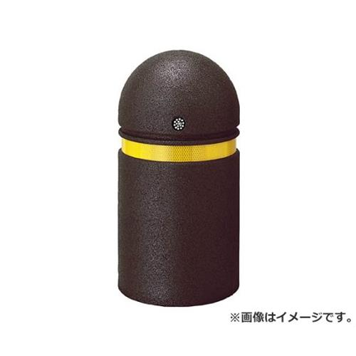 SHINODA 車止め ボラード ブラウン Φ250XH470 ST20BR [r22]