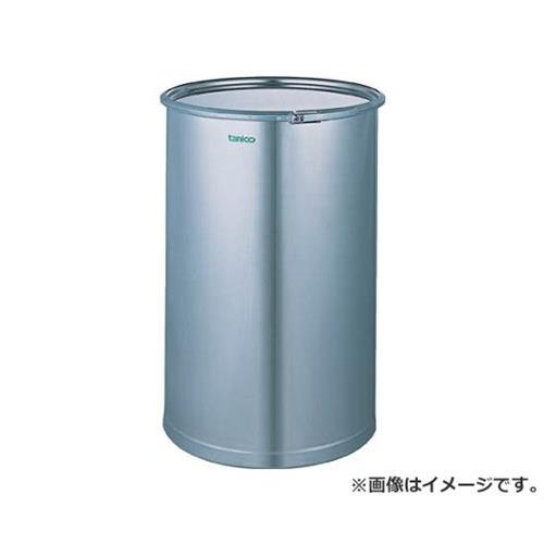 直送品 代引不可 TC-S200DR4-BAT 付与 タニコー r20 s9-833 ステンレスドラム缶 TCS200DR4BAT 超人気