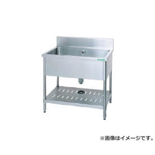 タニコー 一槽シンク TX1S90 [r20][s9-910]