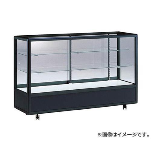 ナルコ岩井 ゼガロ 平ケース(1200×450×950)ブラック ZHA4152BK [r22]