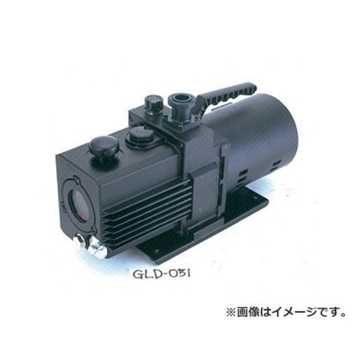 ULVAC 油回転真空ポンプ GLD051 [r20][s9-910]
