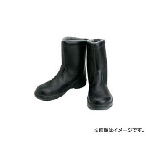シモン 安全靴 半長靴 SS44黒 24.0cm SS4424.0 [r20][s9-910]