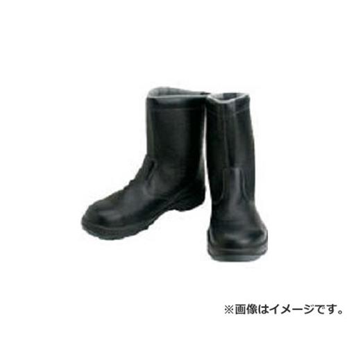 シモン 安全靴 半長靴 SS44黒 24.5cm SS4424.5 [r20][s9-910]
