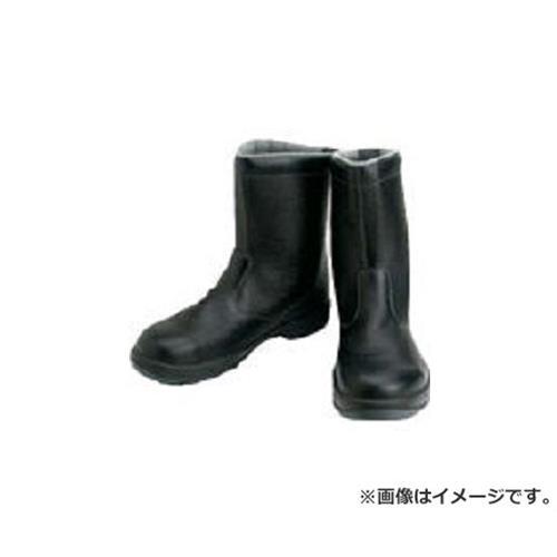 シモン 安全靴 半長靴 SS44黒 25.0cm SS4425.0 [r20][s9-910]