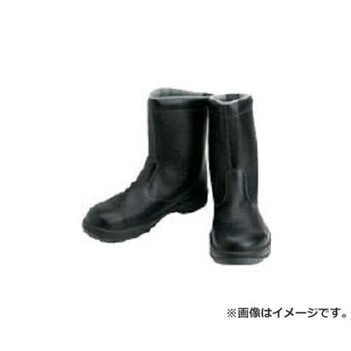 シモン 安全靴 半長靴 SS44黒 27.5cm SS4427.5 [r20][s9-910]