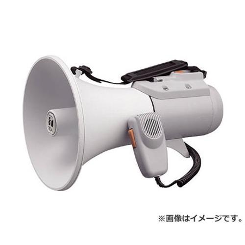 TOA 中型ショルダー型メガホン ホイッスル音付き ER2115W [r20][s9-910]