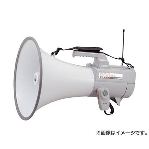 TOA ワイヤレスメガホン ホイッスル音付き ER2830W [r20][s9-832]