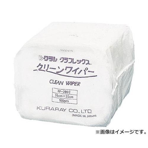 クラレ クリーンワイパー 25cm×25cm FF390C 3000枚入 [r20][s9-910]