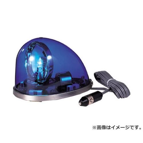 パトライト 流線型回転灯 青 HKFM102B (B) [r20][s9-910]