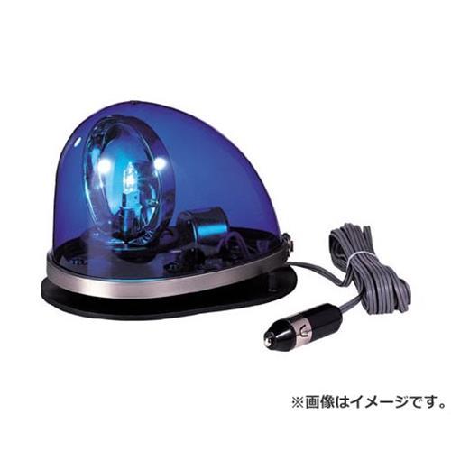 パトライト 流線型回転灯 青 HKFM102GB (B) [r20][s9-910]