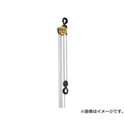象印 ホイストマン トルコン機能付チェーンブロック3t HM303030 [r20][s9-910]