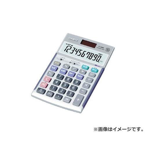 カシオ ジャストタイプ電卓 JS10WK [r20][s9-910]