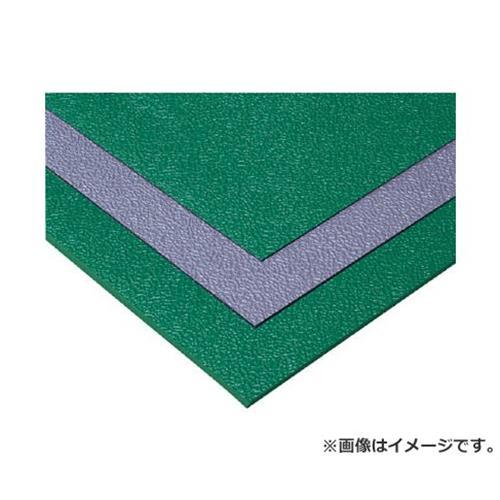 テラモト トリプルシート 緑 2.3mm 1X20m MR1540201 [r20][s9-910]