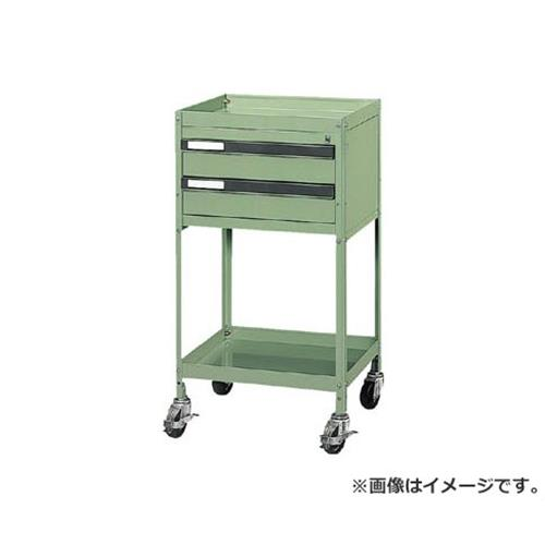ダイシン ツールワゴン MT-2W グリーン MT2W [r20][s9-833]