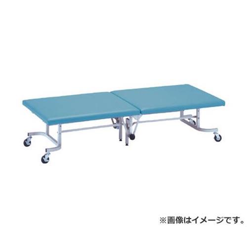 ミズノ 移動用ベット ベンチ 青 MWC1875DS (B)