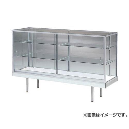 ナルコ岩井 平ケース(1200×450×917)シルバー N415SL [r22]