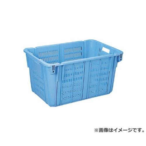 リス プラスケットNo.2100本体 205L 青 NO2100 (B) [r20][s9-910]