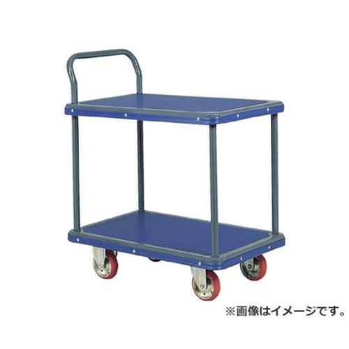 アイケー プレス製運搬車2段片袖型 204 [r20][s9-910]