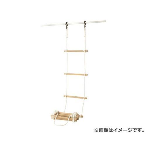 高木 避難用縄梯子12mm×5m 290101 [r20][s9-910]