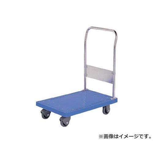 サンコー 静か台車クリーンSS(固定H)青 80330205 [r20][s9-910]