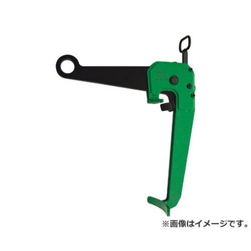 スーパー ドラムリフトクランプ(垂直吊)クサビ方式ロック付 DLC0.5V [r20][s9-910]