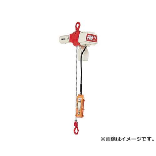 キトー セレクト 電気チェーンブロック 2速選択 240kg(SD)x3m ED24SD [r22]