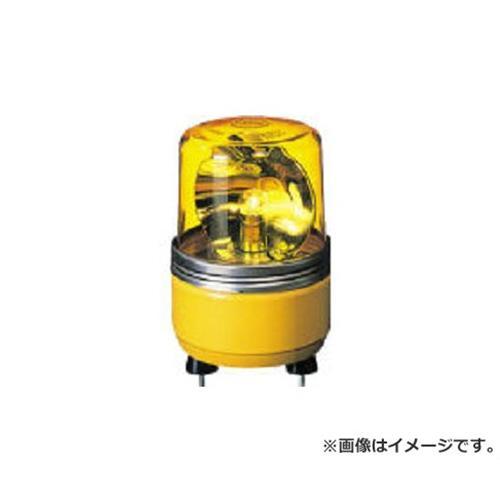 パトライト SKH-EA型 小型回転灯 Φ100 黄 SKH200EA (Y) [r20][s9-900]