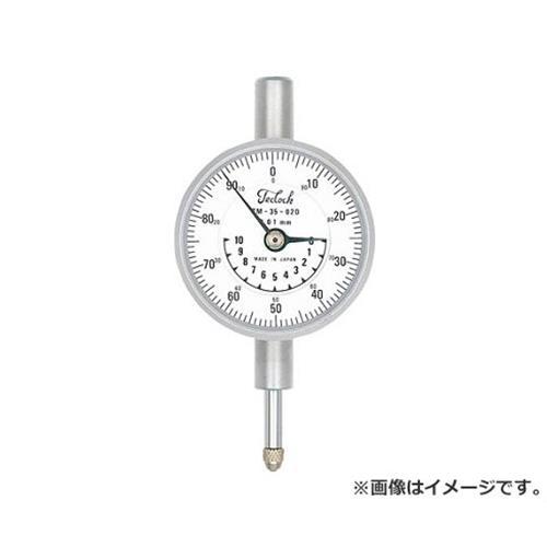 テクロック 小型ダイヤルゲージ TM3502DF [r20][s9-900]