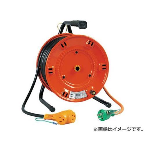 日動 電工ドラム びっくリール 100V アース付 30m NLE30S [r20][s9-910]