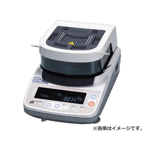 A&D 加熱乾燥式水分計 最小質量表示0.005g ML50 [r20][s9-940]