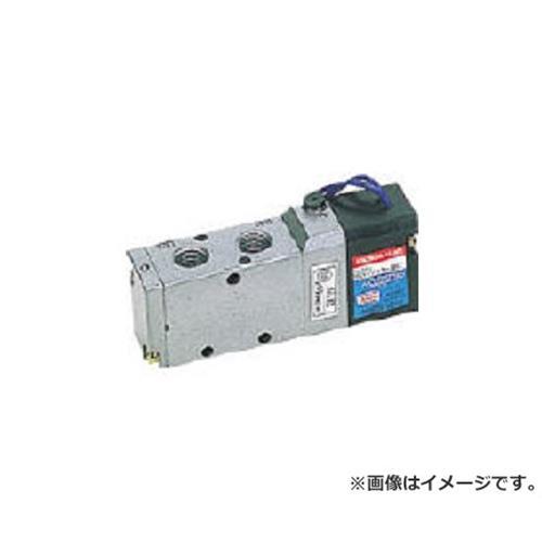 日本精器 4方向電磁弁10AAC200Vグロメット7Vシリーズシングル BN7V4310GE200 [r20][s9-910]