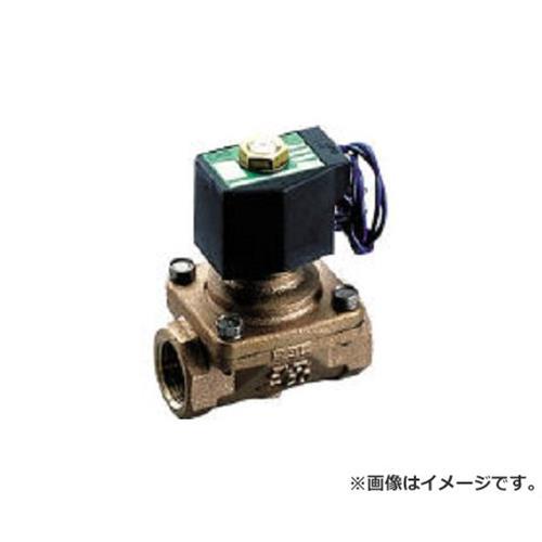 CKD パイロットキック式2ポート電磁弁(マルチレックスバルブ) ADK1115A02CAC100V [r20][s9-910]