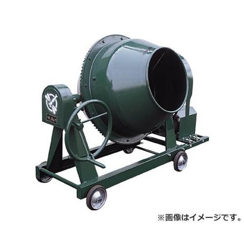 トンボ グリーンミキサ3切丸ハンドル車輪モーター付 NGM3M7 [r21][s9-940]