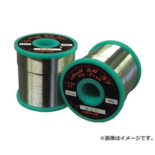 アルミット 鉛フリー糸半田 SR37LFM48065 [r20][s9-910]