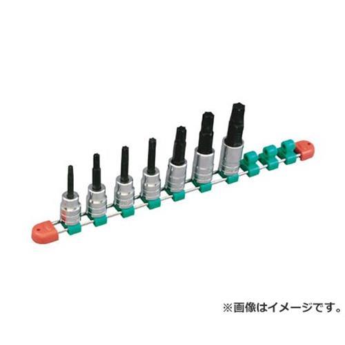 KTC 12.7sq.ロングT型トルクスビットソケットセット [r20][s9-910]