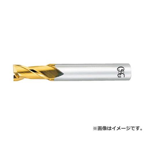 OSG ハイスエンドミル TIN 2刃ショート 21 EXTINEDS21 [r20][s9-910]