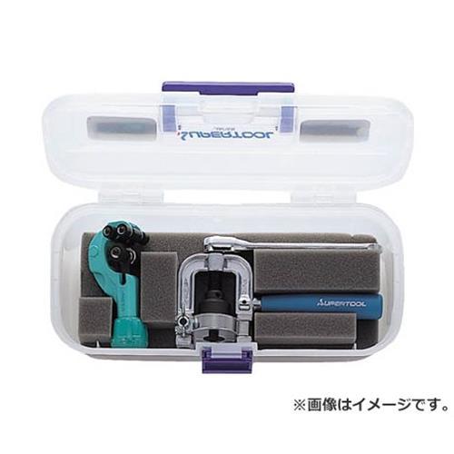 スーパー フレキ管ツバ出し工具(ラチェットハンドル式)・カッターセット THS406R [r20][s9-920]