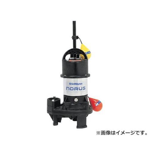 新明和 高機能樹脂ポンプ CRS401DTF400.15 [r20][s9-910]