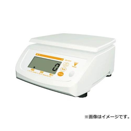 テラオカ 防水型デジタル上皿はかり DS500K2 [r20][s9-910]