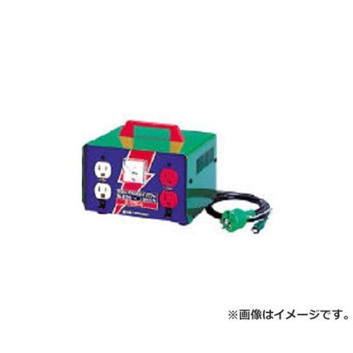 日動 変圧器 昇圧器ハイパワー 2KVA アース付タイプ ME20 [r20][s9-910]