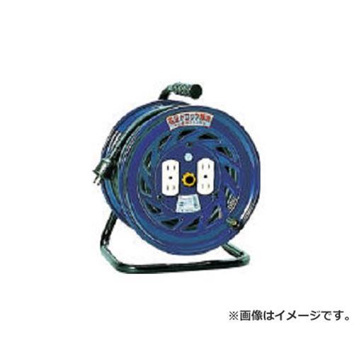 日動 電工ドラム スタミナリール 100V 2芯 30m NF304F [r20][s9-910]