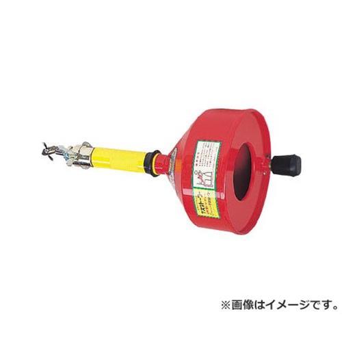 ヤスダ 排水管掃除機CR型ハンディ CR612 [r20][s9-920]