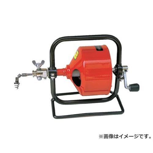 ヤスダ 排水管掃除機F3型スタンド型 F3106 [r20][s9-833]