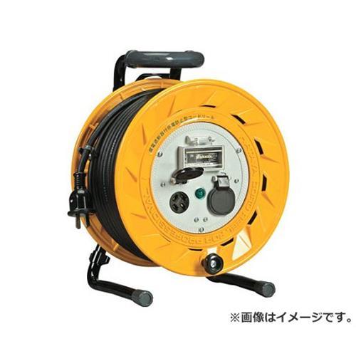 ハタヤ(HATAYA) 三相200V型ブレーカーリール 50mアース付 20A BL502M [r20][s9-910]