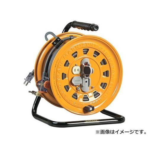 ハタヤ(HATAYA) 逆配電型コードリール マルチテモートリール 単相100V 47+6m TGM150 [r20][s9-910]