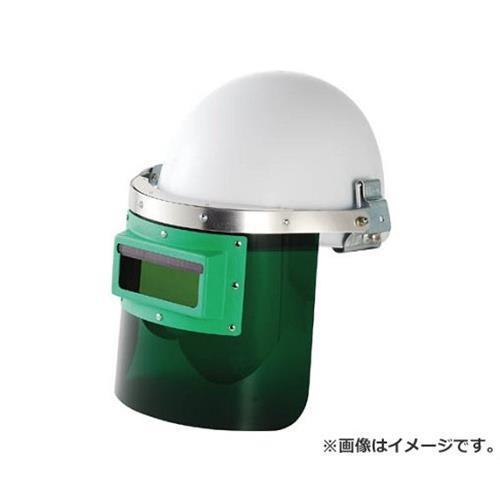 リケン 自動遮光溶接面 防災面型(ヘルメット取付タイプ) GMHS2 [r20][s9-910]