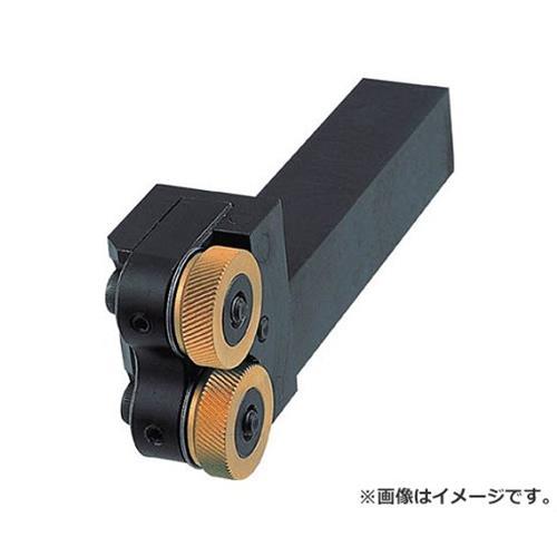 スーパーツール 転造ローレツトホルダーE型(キワ加工アヤ目用) KH2E20 [r20][s9-833]