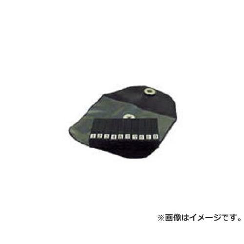 浦谷 ハイス精密組合刻印 数字セット6.0mm UC60S 10本入 [r20][s9-910]